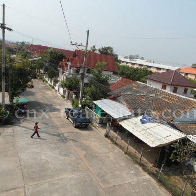 view near apartment